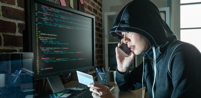 phishing phone call